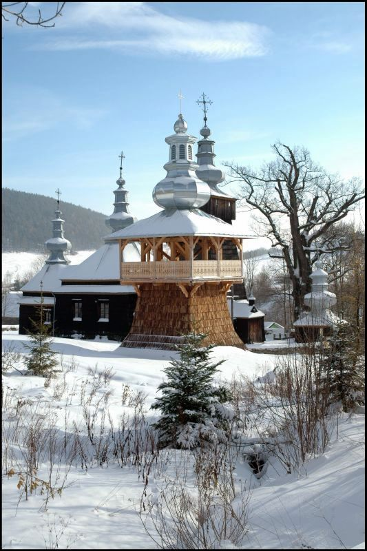 Orthodox Churches A Route Of Wooden Orthodox Churches